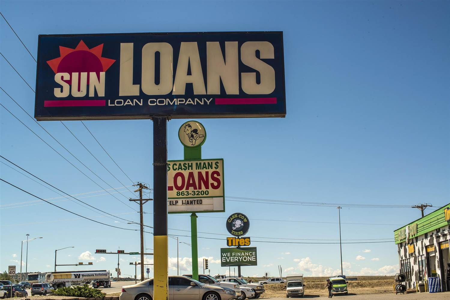 Why Do Native American Tribes Offer Payday Loans?
